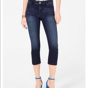 NWT Inc Skinny leg jeans - black size 0